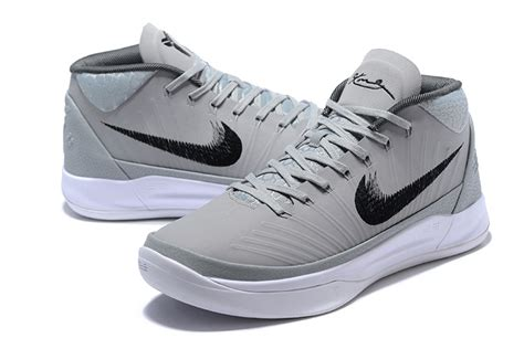 Ad Mid Grey Black nike ad mid tb grey white for sale hoop