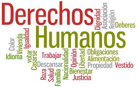 editorial nuestros derechos no son negociables respeto irrestricto a los derechos humanos pieza