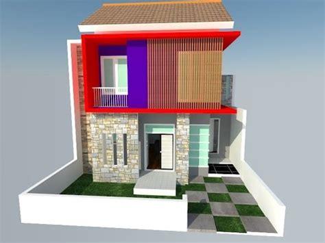 tutorial gambar rumah dengan sketchup sketchup modelling tutorial rumah 2 lantai part 1 youtube