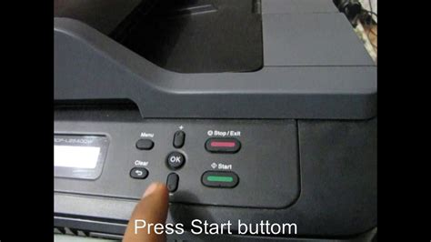 reset de brother dcp j125 how to reset the brother dcp l2540dw prienter and solve