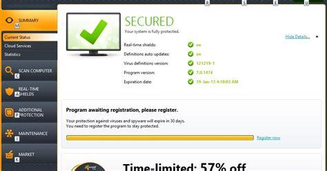 avast antivirus home edition free download 2013 full version avast antivirus home edition 6 0 11 serial keys full