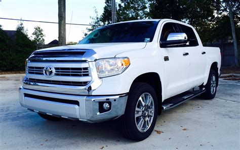 2019 Toyota Tundra Update by 2019 Toyota Tundra 5 7l V 8 Crewmax 4 215 4 Review Auto Car