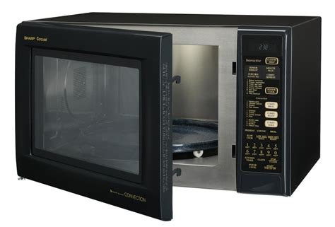 Sharp Convection Microwave Oven Countertop by R930ak Sharp