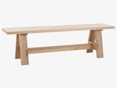 natural wood bench dining bench wood dining bench and natural wood on pinterest