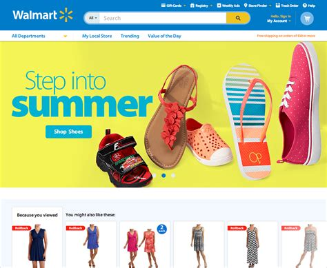 walmart is getting a new look