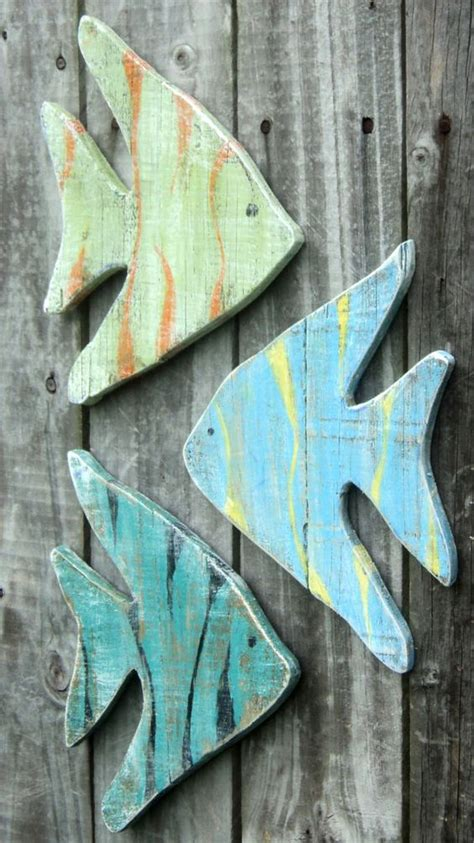 Wooden Fish Wall Decor by 7 Wooden Fish Wall Decor Ideas For Your House