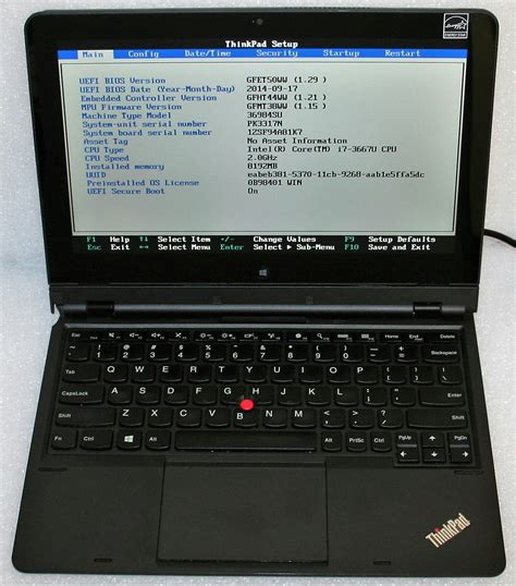 Tablet Lenovo 11 1782 lenovo thinkpad helix 11 6 quot ultrabook 2 in 1 i7 8gb 256gb 36984su tablet pc ebay