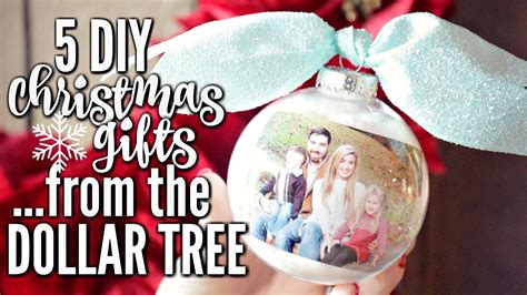 5 dollar tree diy christmas gifts cheap christmas gift