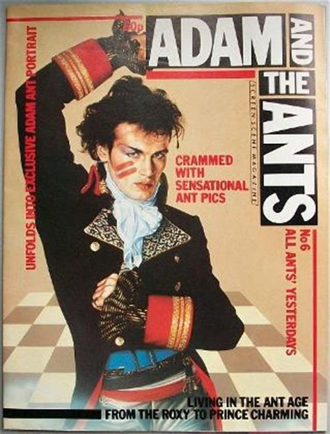 adam and the ants at simplyeighties