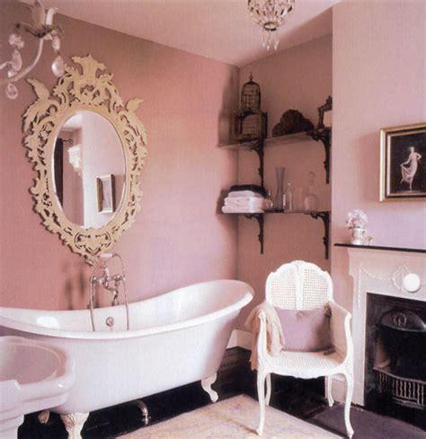 light pink bathroom pink victorian bed rockabelle bombshell