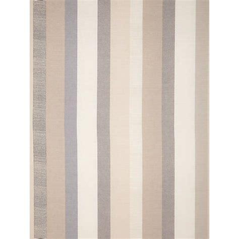 curtain fabric at john lewis buy john lewis refined puritan stripe fabric grey online