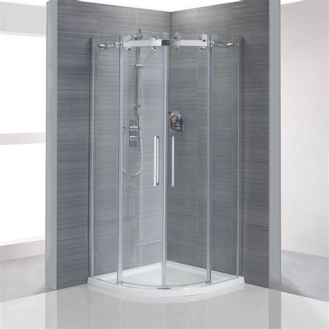 Shower Doors And Trays V8 Frameless Quadrant Shower Enclosure 900 163 229 99 163 89 99 Tray 163 19 99 Waste Shower Room