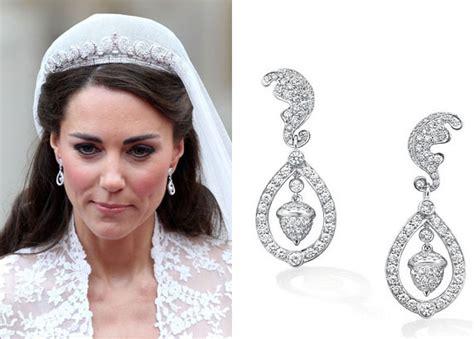 Vintage Bridal Chandelier Earrings Diamond Jewellery By Sapna Jewels Kate Middleton S