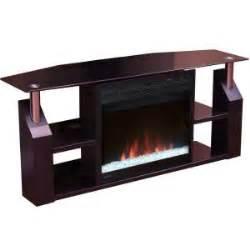muskoka domus 53 in media console electric fireplace in