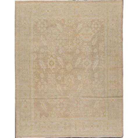 oushak style rugs vintage distressed oushak style rug for sale at 1stdibs