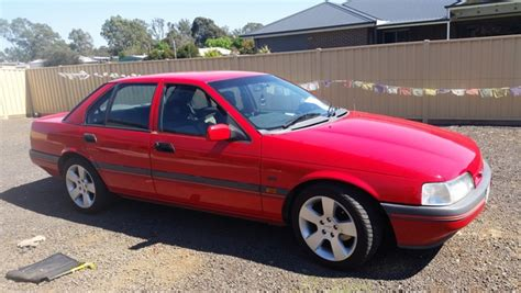 1992 FORD FALCON S XR8 EB in HUNTLY VIC FOR SALE