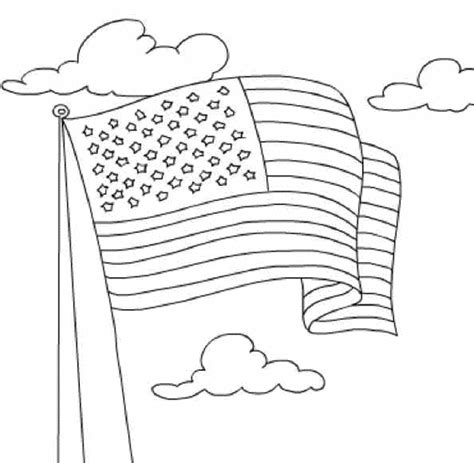 american flag coloring page for toddlers get this american flag coloring pages kids printable 36481