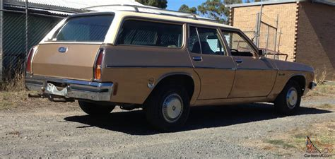 holden 1978 hz vacationer wagon in sebastopol vic