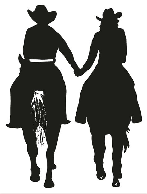 boot 2e hands cowgril cowboy riding horses and holding hands it s love