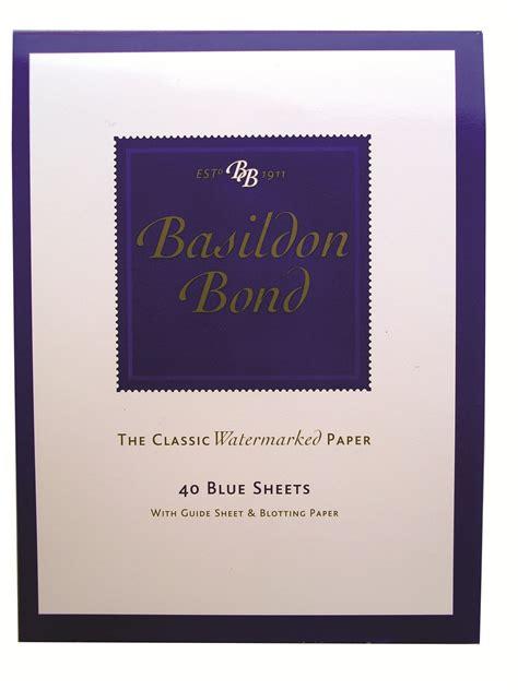 basildon bond writing paper norwich wholesale writing paper basildon bond 40 blue
