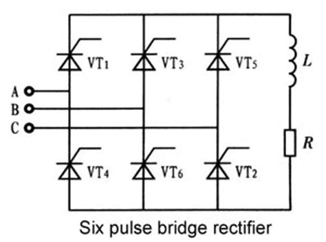 vfd diode bridge what is pulse number 6 12 18 24 in drives gohz
