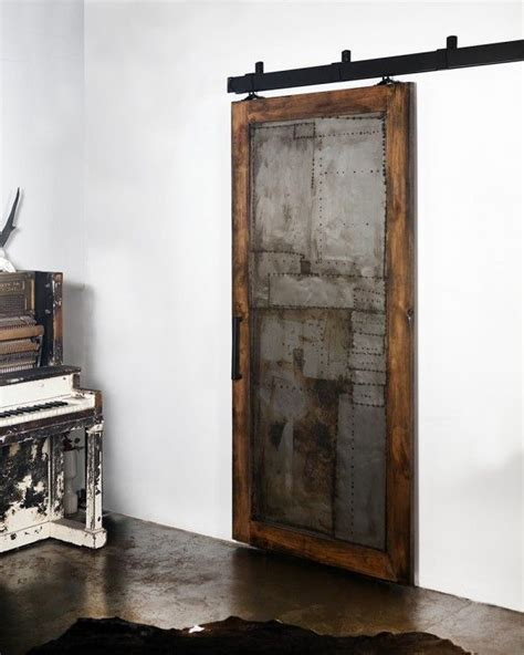 231 Best Images About Doors Barn Repurposed Sliding On Metal Sliding Barn Doors