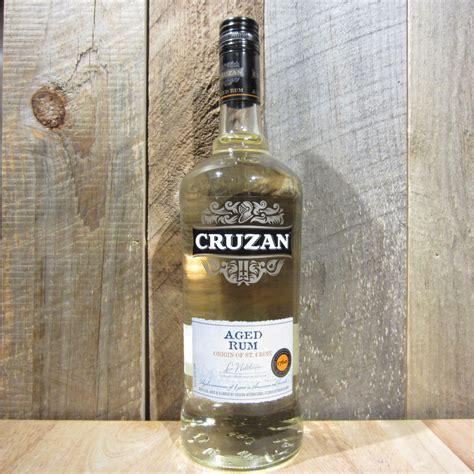 cruzan aged light rum cruzan light rum 1l oak and barrel