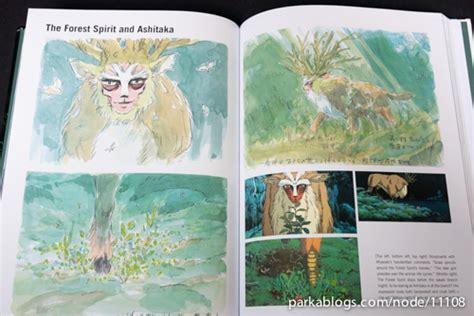 princess mononoke picture book books book review the of princess mononoke parka blogs