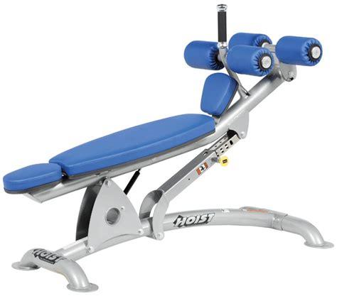 Un banc à abdominaux ou un banc de musculation pliable