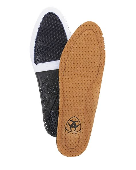 cowboy boot insoles ariat 174 replacement insoles fort brands