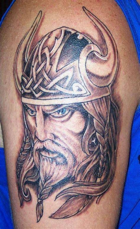 did vikings have tattoos viking