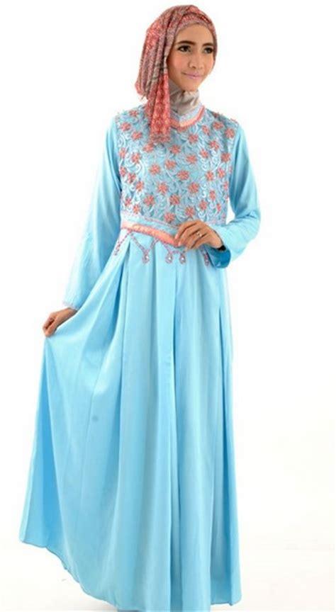 Model Baju Muslim 2016 Tren Baju Lebaran Terbaru Model Gamis Ide Model Busana