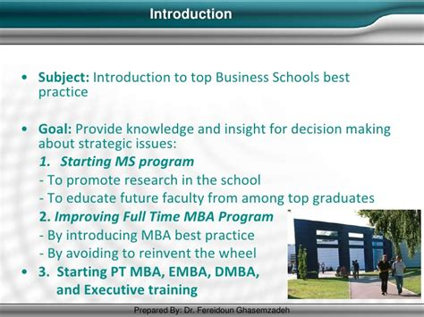 Top 70 Mba Programs by Mba Best Practices