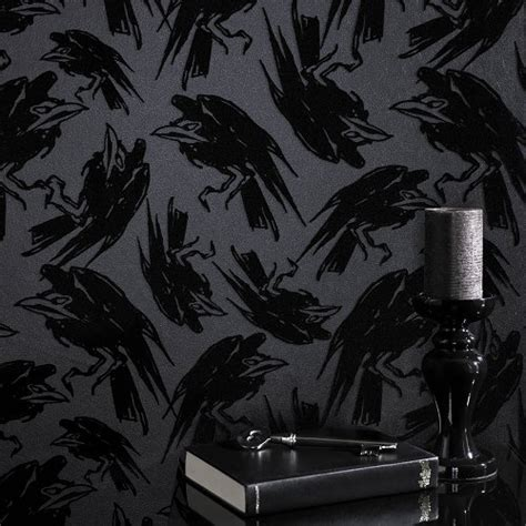 disney wallpaper graham and brown spooky halloween behang droomhome interieur woonsite