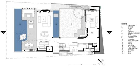 modern home design floor plans modern house designs de 34 by saota architecture beast