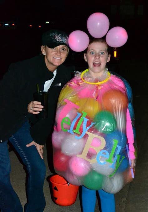 diy jelly bean halloween costume craft ideas pinterest