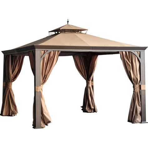 gazebo canopy replacement walmart 12 x 10 florence gazebo replacement canopy