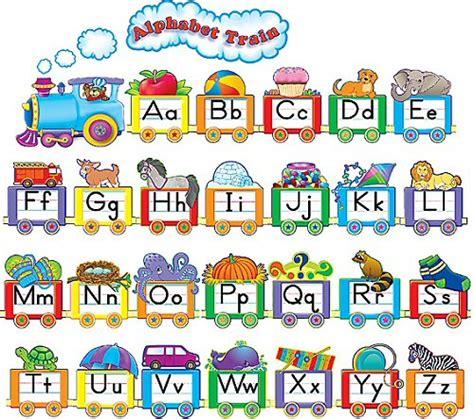 printable alphabet decorations alphabet train classroom decoration school classroom