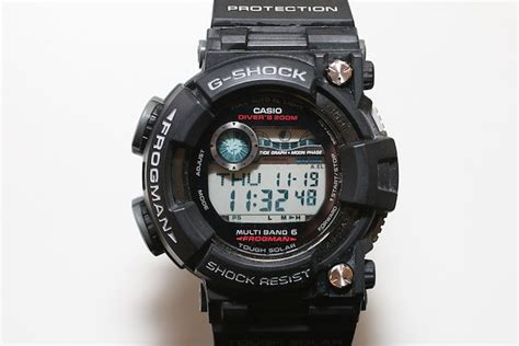 G Shock Master Of G Gwf1000 g shock frogman gwf 1000 master of g