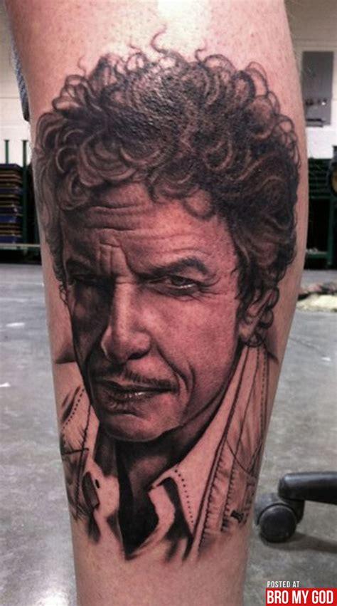 bob dylan tattoo regrettable tattoos