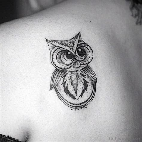 owl tattoo black and white 77 best owl tattoo on shoulder