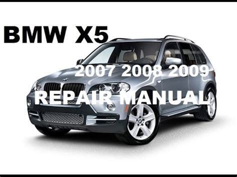 auto repair manual free download 2012 bmw 7 series interior lighting download 2007 2008 2009 bmw x5 factory repair manual youtube