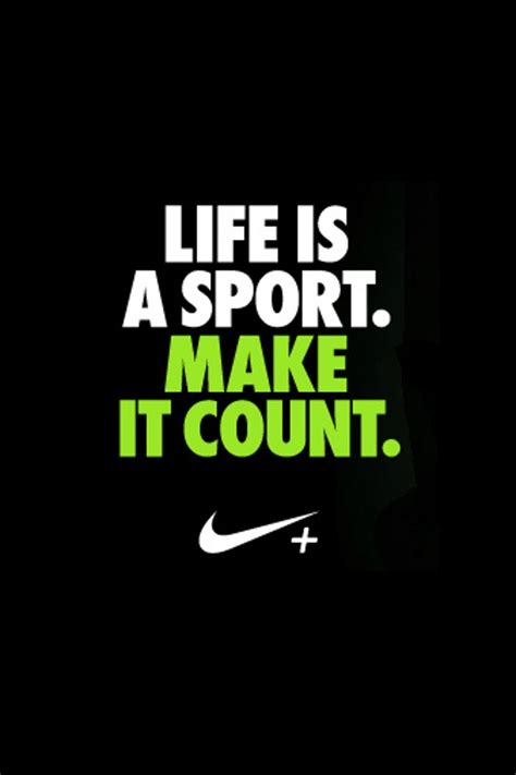 Sports Quotes Nike Sports Quotes Wallpaper Quotesgram