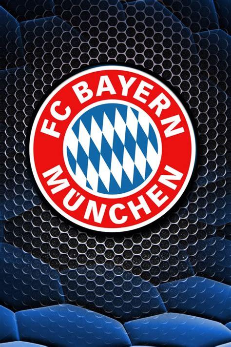 FC Bayern Gitter Hintergrundbild   640x960 iPhone