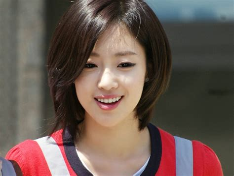 eunjung t ara hair t ara eunjung s disastrous new haircut and her response