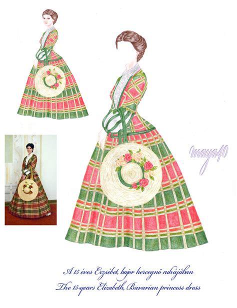 Princess Dress Wardrobe by Vanda S Secret Wardrobe Princess Elisabeth Dress By