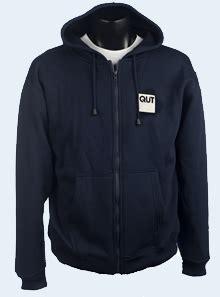 Jaket Hoodie Branded Original Who Au California qut facilities management qut branded apparel