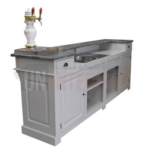 Comptoir De Bar Sur Mesure by Comptoir Bar Sur Mesure Avec Int 233 Gration Bi 232 Re