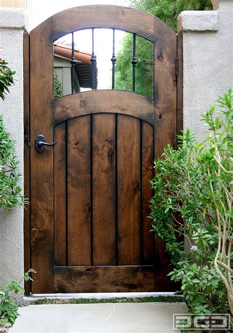 25 best ideas about side gates on front gates