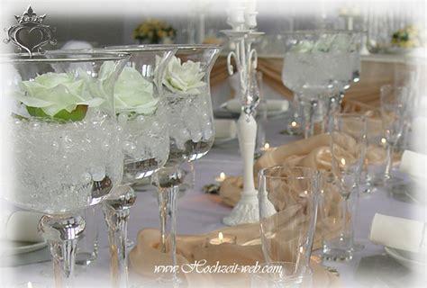 Glas Deko Hochzeit by Caramel